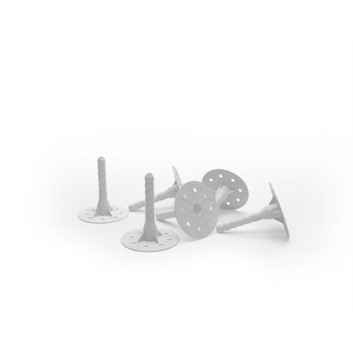 Дюбель-гвоздь тарельчатый (70 мм х 10 мм)